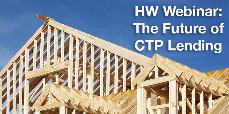 The Future of CTP Lending